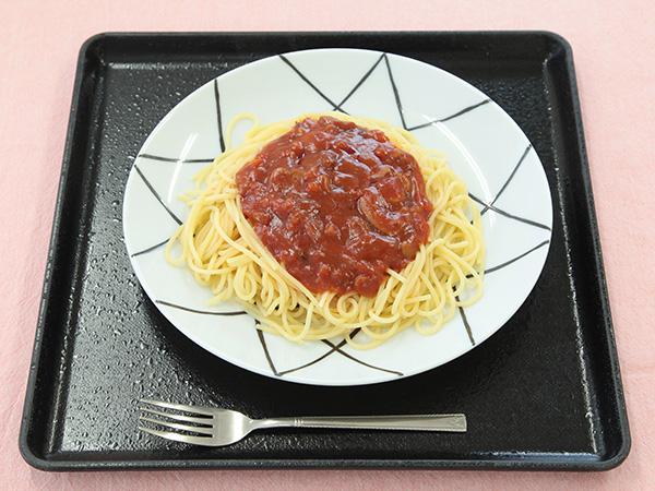 ミートソーススパゲッティー