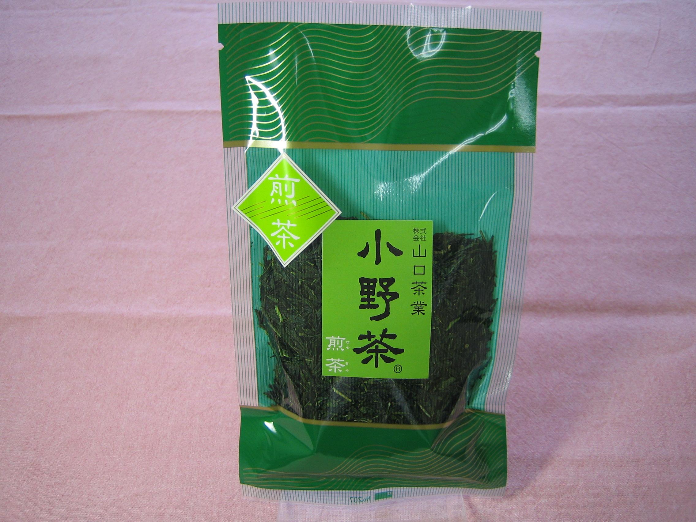 小野茶 ~煎茶~01