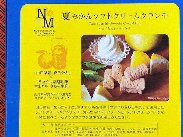 夏みかんソフトクリームクランチ 箱03